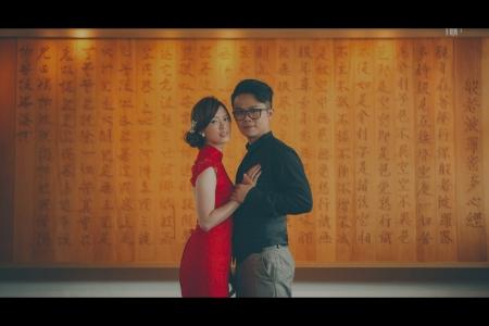 中國風婚紗攝影-台南婚攝LoveCut