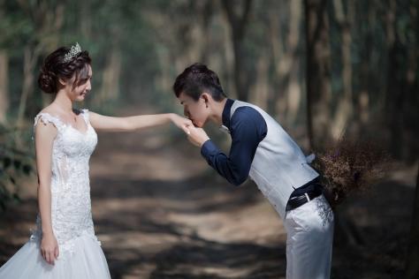 典雅歐風婚紗攝影-台南婚攝樂咖